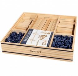 Kapla  houten bouwplankjes TomTect 1000-delig