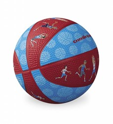 Crocodile Creek basketbal Basketbal spelers - 14 cm