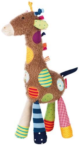 sigikid Giraffe, Patchwork Sweety
