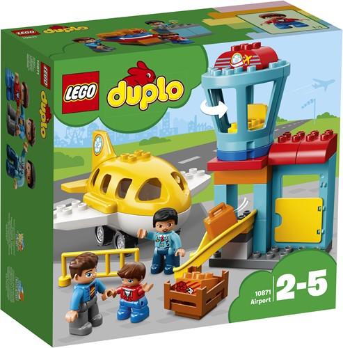 LEGO DUPLO Vliegveld - 10871