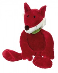 Sigikid  pluche knuffel Fox Coloured Sweety - 37 cm