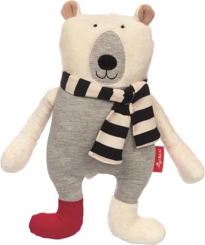 sigikid Cuddly friend bear, Black & White Collection 39128