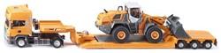 Siku  miniatuur speelvoertuig Scania R 620 met shovel 3933