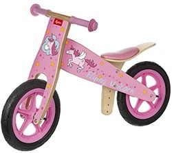 Sigikid  houten loopfiets Flying Unicorn