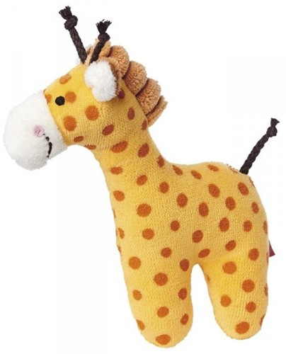 sigikid Rammelaar giraffe, Red Stars