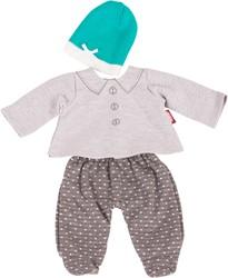 Götz accessoires Combination baby dolls, stylish spots, 3-pcs. - maat S