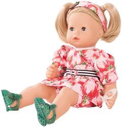 Götz babypop Maxy-Muffin, strawberry fields, blonde hair - maat M