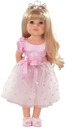 Götz stapop Hannah Princess, blonde hair, 11-teilig - maat XL