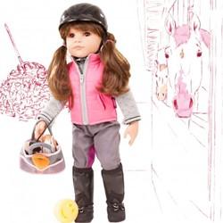 Götz Hannah loves horseback riding, 20-pcs.