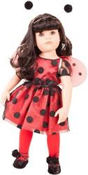 Götz stapop Hannah Ladybug, 11-pcs. - maat XL