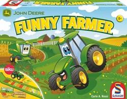 Schmidt  bordspel John Deere Funny Farmer