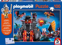 Schmidt  legpuzzel Asian Dragon World, - 100 stukjes