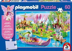 Schmidt  legpuzzel A Colourful Fairy World,  - 60 stukjes