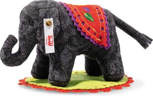 Steiff limited edition Designer's Choice Sarah little elephant, - 11cm