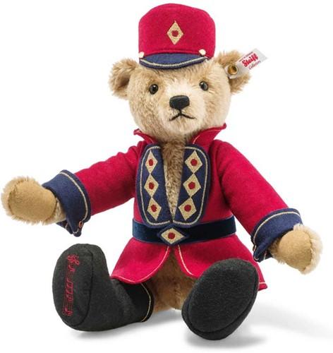 Steiff limited edition Nutcracker Teddy bear, cinnamon - 32cm