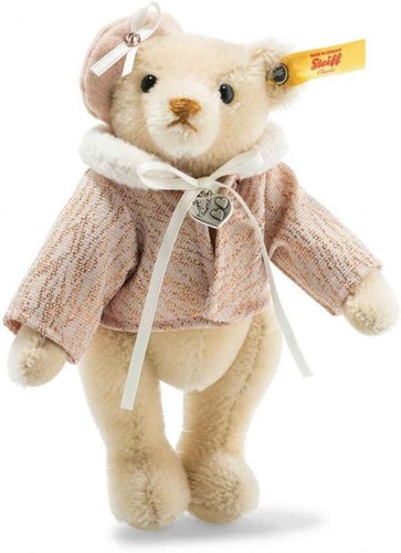 Steiff Great Escapes Teddybeer Paris in cadeauverpakking