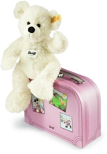 Steiff Teddybeer Lotte in koffer