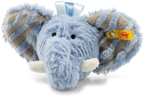 Steiff rammelaar Soft Cuddly Friends olifant Earz, blauw