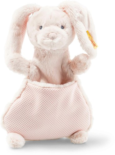 Steiff knuffel Soft Cuddly Friends Belly rabbit comforter