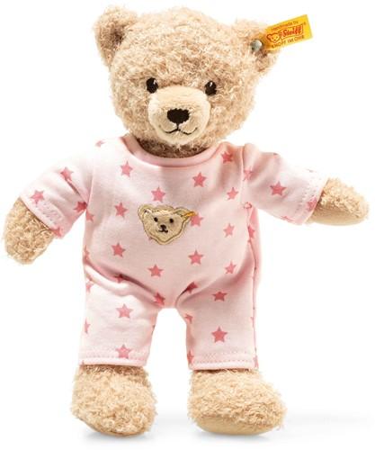 Steiff Teddy and Me Teddybeer meisje baby met pyjama