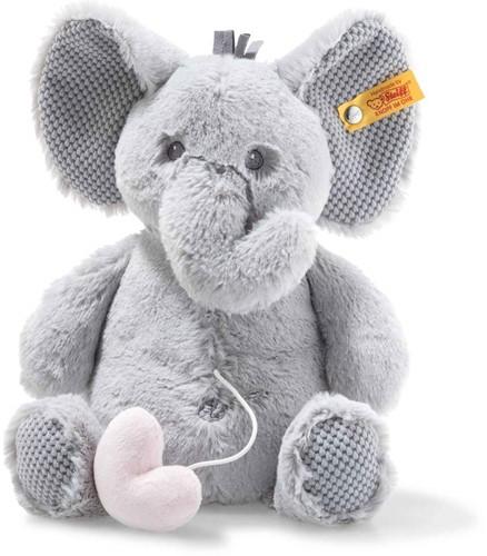 Steiff Soft Cuddly Friends olifant Ellie speeldoos