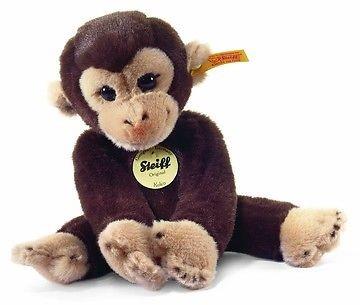 Steiff Kleine vriend aap Koko