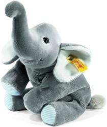 Steiff knuffel Floppy Trampili elephant, grey 16 CM