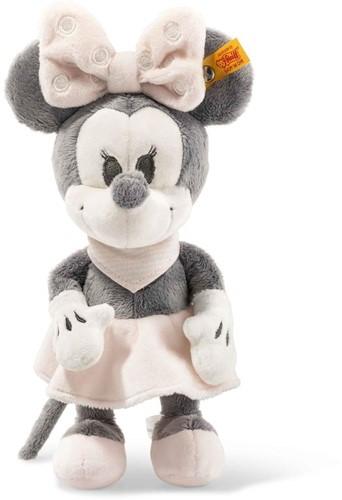 Steiff Minnie Mouse met piepgeluid en knisperfolie