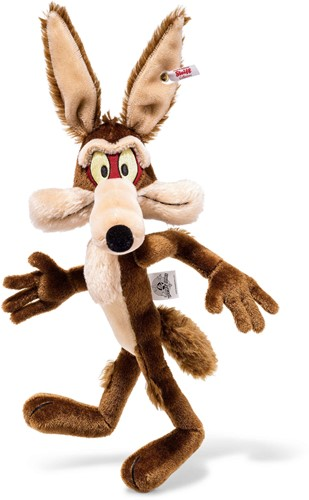 Steiff limited edition Wile E. Coyote 36 cm