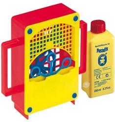 Pustefix  buitenspeelgoed Kurbelix bellenmachine