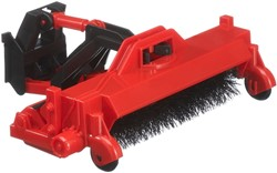 Bruder  - Accessories: Road sweeper