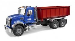 Bruder Bouwplaats speelvoertuig MACK Granite truck 2822