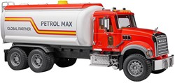 Bruder - 2827 Mack Granite tankwagen met waterpomp
