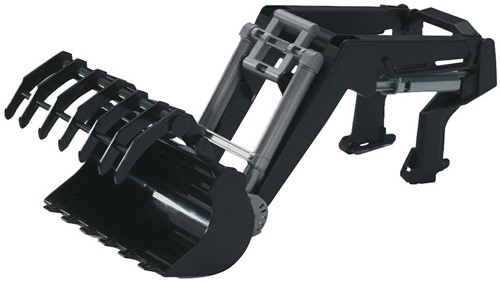 Bruder Accessories: Frontloader for tractor Series 03000 - 3333
