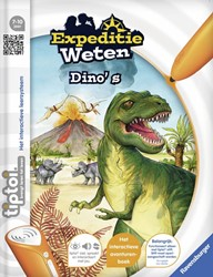 Ravensburger  Tiptoi educatief spel Expeditie weten: Dino's