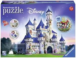 Ravensburger  3D puzzel Disney Kasteel