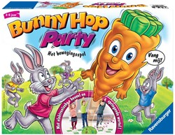Ravensburger  bordspel Bunny Hop Party
