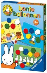 Nijntje  kinderspel Nijntje bonte ballonnen
