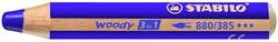 Stabilo  teken en verfspullen woody 880 violet