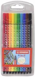 STABILO pen 68 viltstift etui 10 stuks