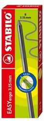 STABILO EASYergo navullingen 3.15 mm