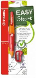 Stabilo  teken en verfspullen EASYergo 3.15 R oranje/rood