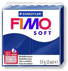 Fimo  soft klei - windsor blauw