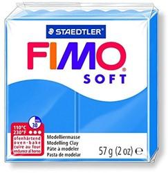 Fimo  soft klei - pacific blauw