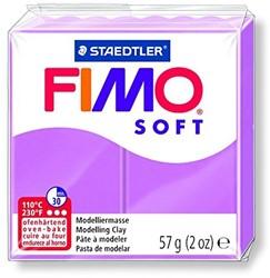 Fimo  soft klei - lavendel