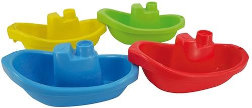 Spielstabil Boten set 4 kleuren
