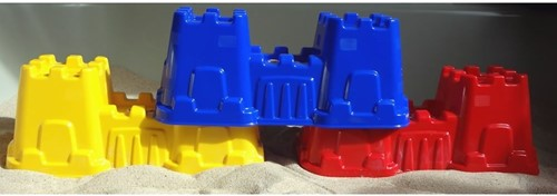Spielstabil Castle Gate Sand Mould classic