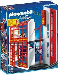 Playmobil City Action Brandweerkazerne 5361