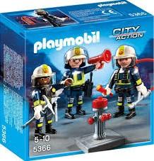 Playmobil  City Action Trio brandweermannen 5366