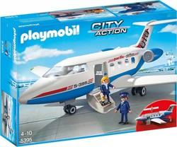 Playmobil  Action Chartervliegtuig 5395